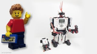 LEGO Mindstorms EV3: EV3RSTORM (31313) Unboxing Exploration