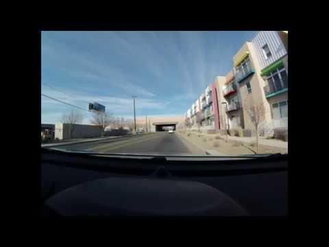 USA 2014 -  28th December - El Paso to Albuquerque