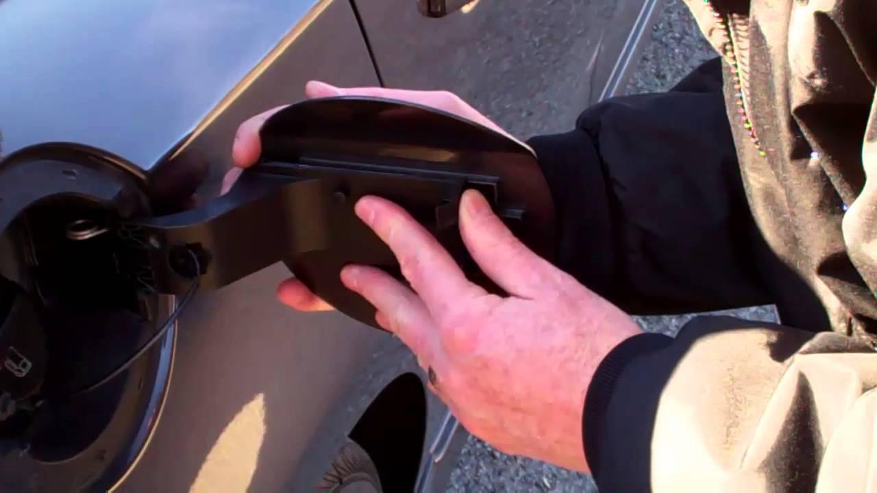 Chevy Cruze Fuel Door Replacement Autoextras Com Youtube