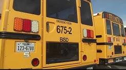 New Grant Replaces Diesel School Buses