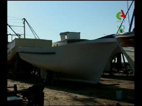 bateau de peche a vendre en algerie