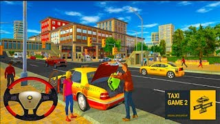 TAXI Game 2 (NEW CAR UNLOCKED) ▶️Best Android Games - Android GamePlay HD  (by baklabs) #15