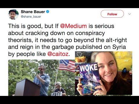 Senior Editor Of Mother Jones Calls For Censorship Of Lefty Journalist For Being Anti-War!