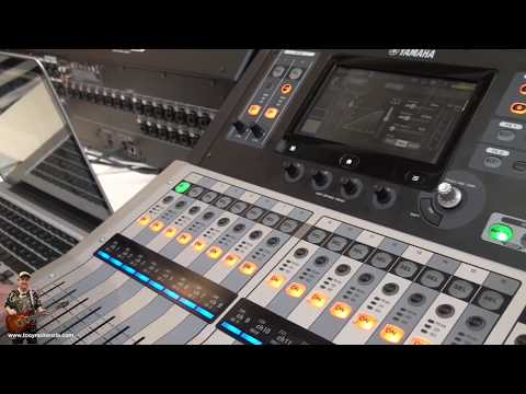 Yamaha tf3 digital mixer review by sweetwater doovi for Yamaha tf series