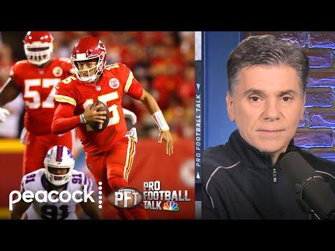Kansas City Chiefs can't be Patrick Mahomes' one-man show | Pro Football Talk | NBC Sports