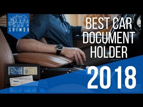 car-registration-card-and-insurance-holder,-glovebox-organizer