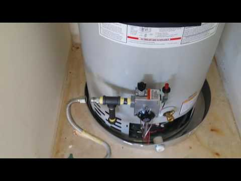 Water Heater FULL Install!