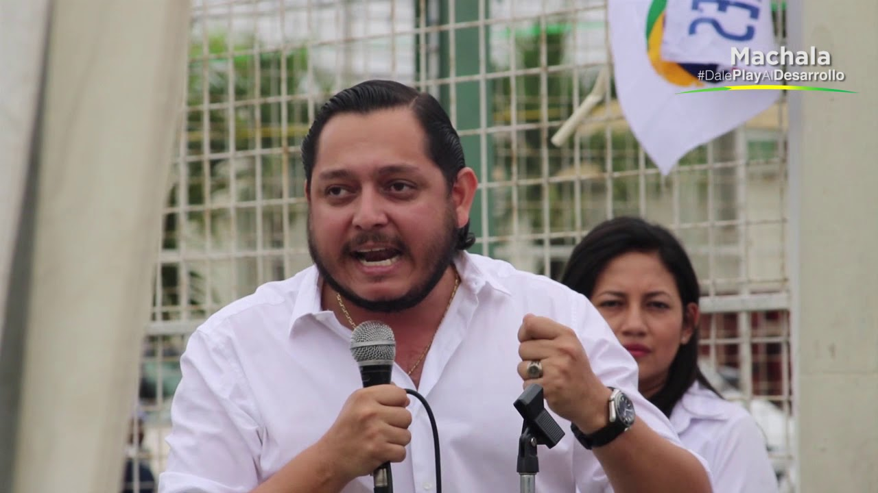#Machala | Asamblea cantonal - Elección directiva cantonal