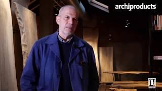 Fuorisalone 2019 | NEMUS - Mauro Bacchini presenta i tavoli in legno