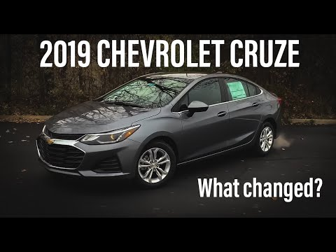 2019 Chevrolet Cruze (LAST YEAR OF THE CRUZE) - FULL Walkaround And Review!
