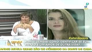 Programa A Tarde é Sua com Sonia Abrão 23/10/2015