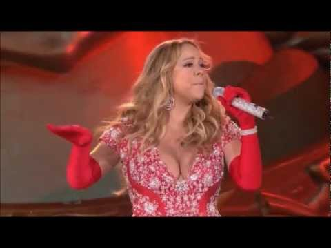 Mariah Carey All I Want For Christmas Is You Christmas in Rockefeller Center