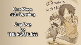 Cover images One Piece OP 13 - One Day Lyrics