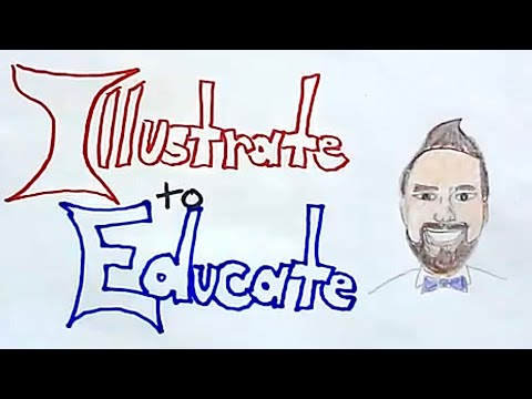 Illustrate to Educate | The Origin Story | How Illustrate to Educate got started