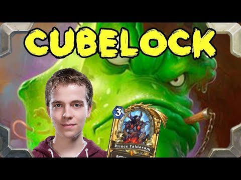 Thijs tries Cubelock warlock (Rastakhan's Rumble)