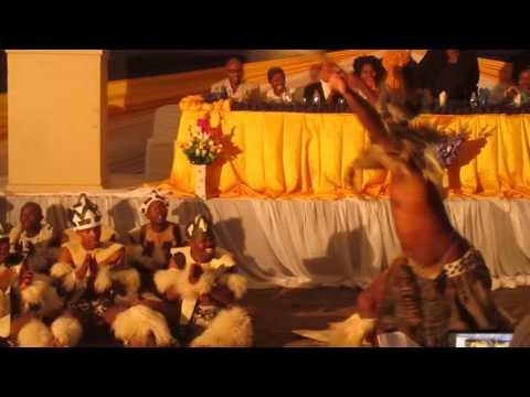 Zulu Dance:  Guest of Honor