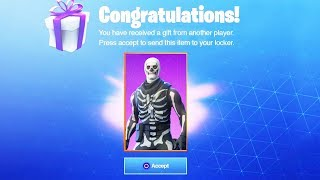 *NEW* GIFTING SYSTEM UPDATE RELEASE DATE!! | Fortnite: Battle Royale