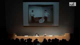 "Daniel Soutif - ""Observer - Observed"" - Conference - Associazione NEL"