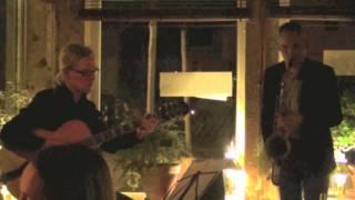 Sonoro - My Foolish Heart - Live at Café Médoc