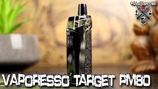 Vaporesso Target PM80 P๐d Mod Review
