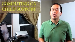 Computing child support in California - The Law Offices of Andy I. Chen