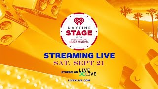 Daytime Stage at the iHeart Radio Music Festival