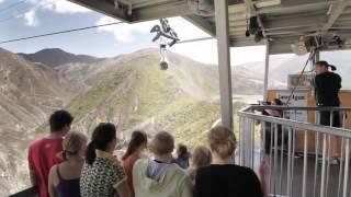 Экстремальный туризм Новой Зеландии