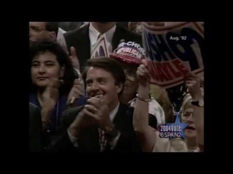Dan Quayle 1992 VP nomination acceptance speech