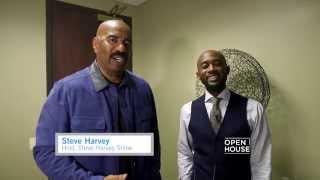 Steve Harvey's Home Away From Home | Open House TV