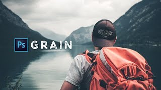 How To Add Grain To Your Photos In Photoshop