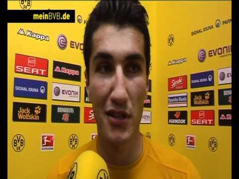BVB - 1. FC Kaiserslautern: Freies Interview mit Nuri Sahin
