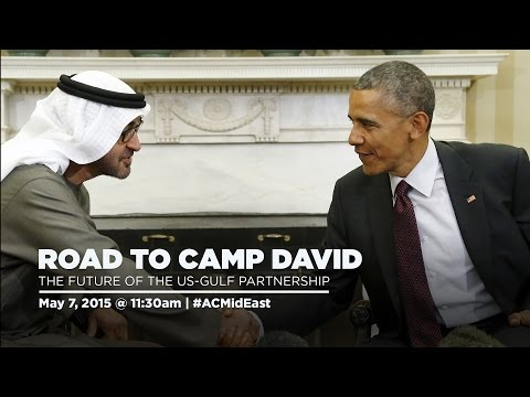 The Road to Camp David: The Future of the US-Gulf Partnership