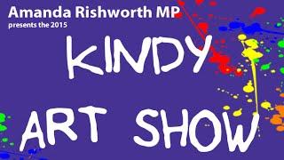 Amanda Rishworth's 2015 Kindy Art Show