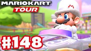 Wedding Tour! Tuxedo Mario! - Mario Kart Tour - Gameplay Part 148 (iOS)