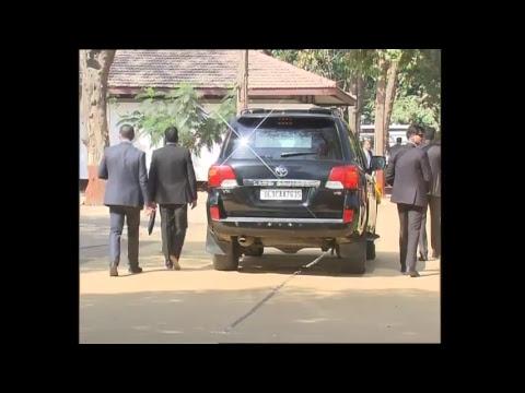 Rousing Reception Of Israeli PM Netanyahu And PM Modi At Ahmedabad, Gujarat   PMO