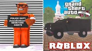 GRAND THEFT AUTO 6 IN ROBLOX (Roblox Wanted)