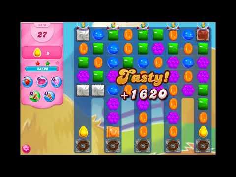 Candy Crush Saga - Level 3213 ☆☆☆