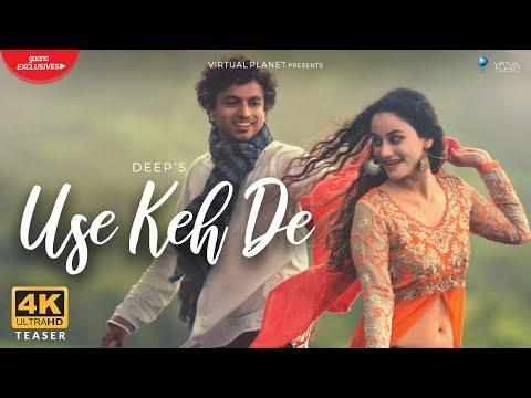 Teaser - USE KEH DE | DEEP ft. URVASHI | PRASHANT MURTY | Latest Hindi Song