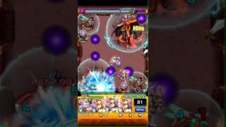 貫通変化便利だわ〜…ミスったけど(^_^;) https://play.lobi.co/video/12...