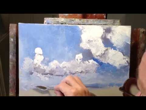 James Pratt Online Palette Knife Painting Academy Free