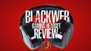 Blackweb Gaming Headset — Review