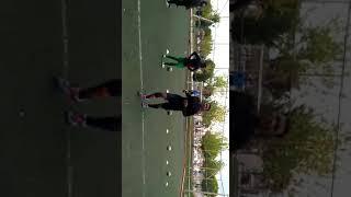 R mbaku séance entraînement