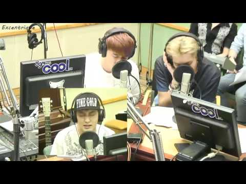 130813 Sukira - Guilty 죽일 놈 Live by Kyungsoo, Kris & Chanyeol