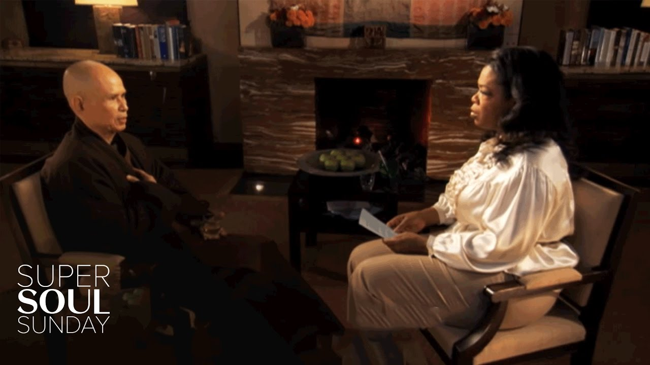 Thich Nhat Hanh on Compassionate Listening   SuperSoul Sunday   Oprah Winfrey Network