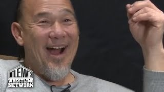 Pat Tanaka - When I Partied w/ Hawk So Hard We Missed WWF Shows
