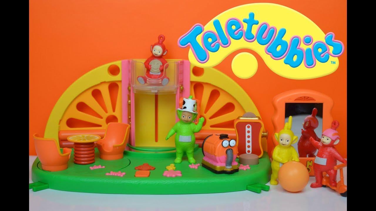 image gallery teletubbies playset