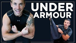 MASSIVE DELIVERY! Under Armour Haul & Try on!