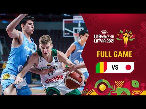 Lithuania v Argentina