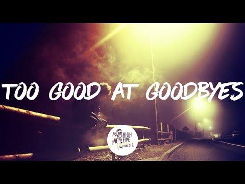 Sam Smith - Too Good At Goodbyes [Tradução]