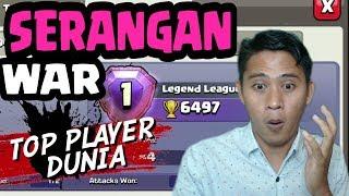 Duet Bareng DR MUJTABA, Duo Top Player Dunia, Serangan WAR yang Kejam Wajar Kalau Top Player DUNIA
